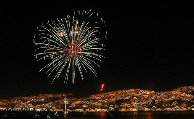 the best places to spend new years eve in latin america