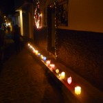 The night of candles
